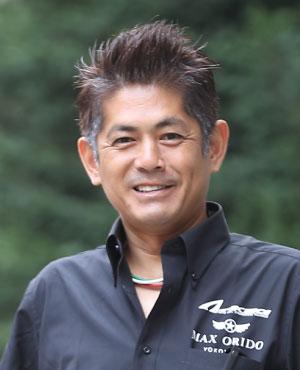 レーシングドライバー 織戸 学 選手