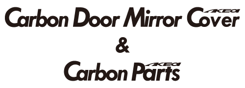 Carbon Door Mirror Cover