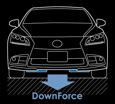 DownForceのイメージ